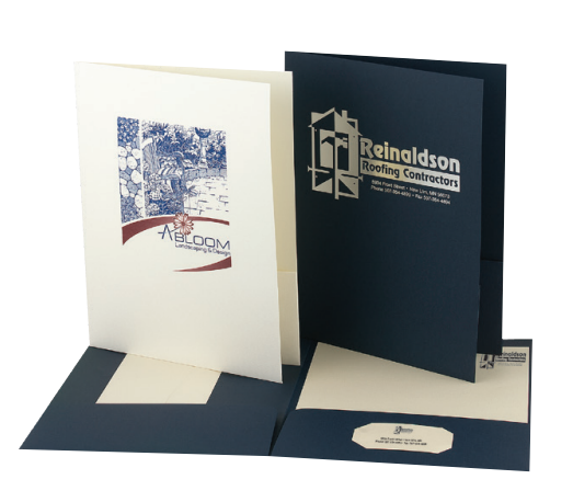 Presentation Folders from SummitPromotional