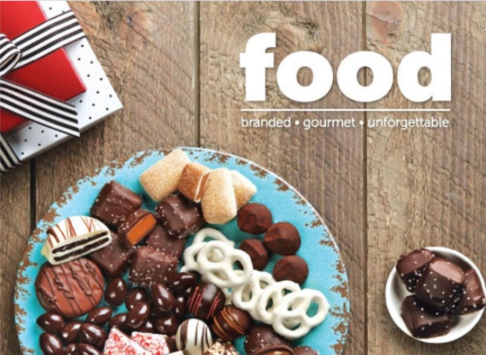 Summit Promotional Food Gifts Catalog